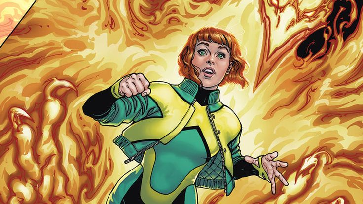 The Phoenix Force is Coming Back in New JEAN GREY Comic Series — GeekTyrant