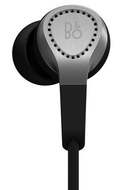 BeoPlay H3 by Bang and Olufsen is a superior and comfortable in-ear headphone for people in action