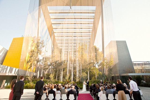 Weddings at Melbourne Museum by Peter Rowland Catering