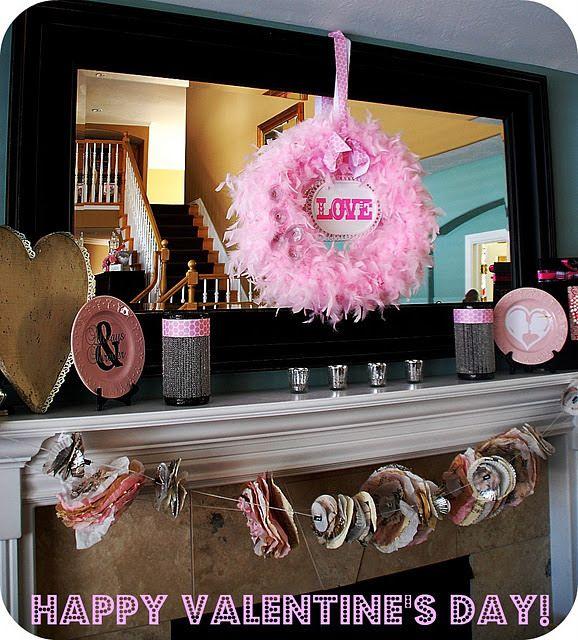 valentine's day jello cake