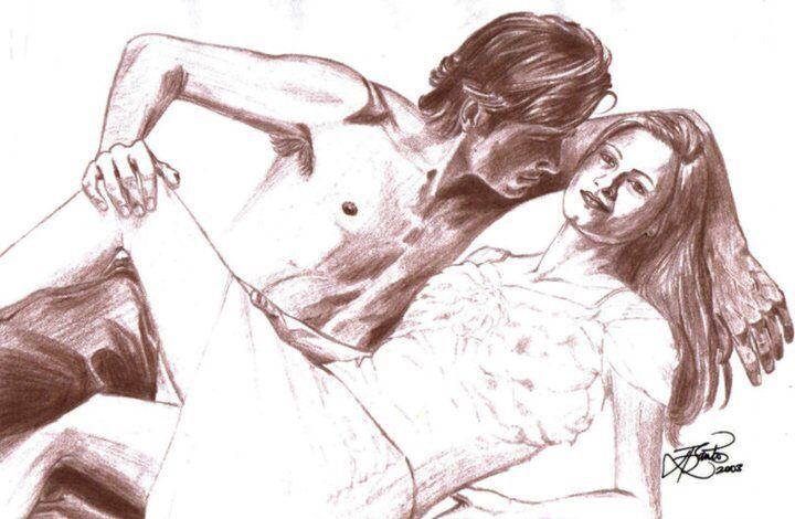 Seduction. By Eliude A Santos