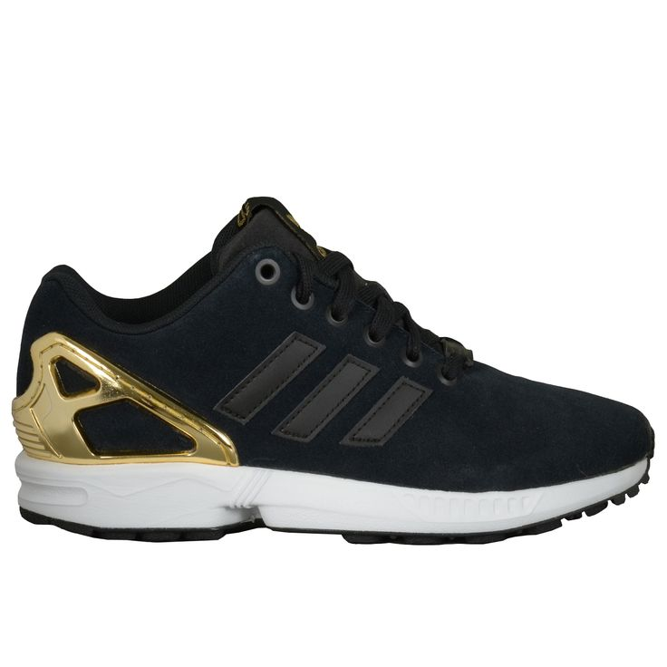 Adidas Flux Gold Black