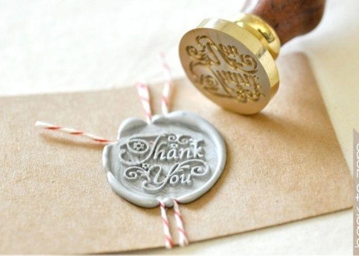 100均素材でDIY*結婚式で使えるシーリングワックスの作り方!