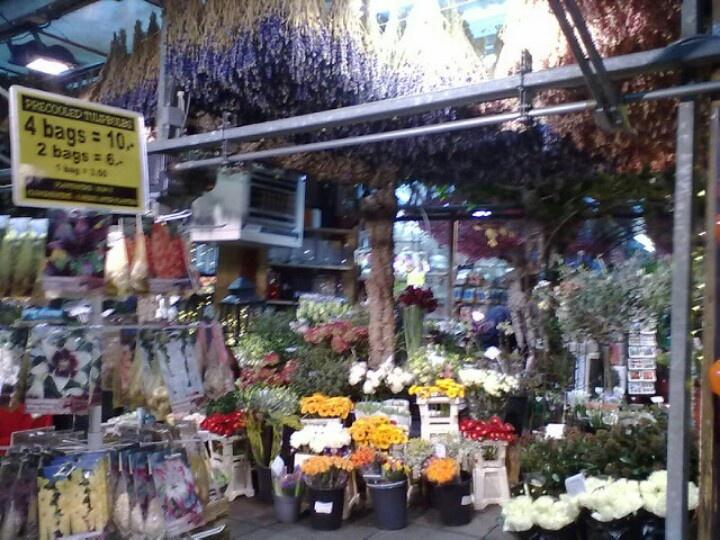 #lafusina ad Amsterdam con #ivinidelpiemonte, ma qui un ora libera in mezzo ai fiori