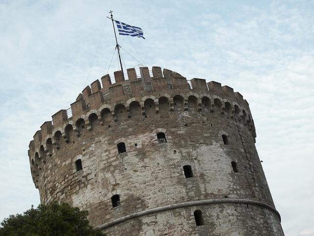 White Tower.....Thessaloniki, HELLAS