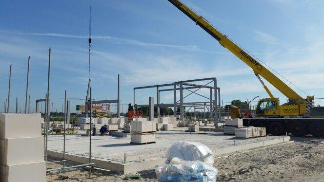 Nieuwbouw basisschool te Berkel en Rodenrijs