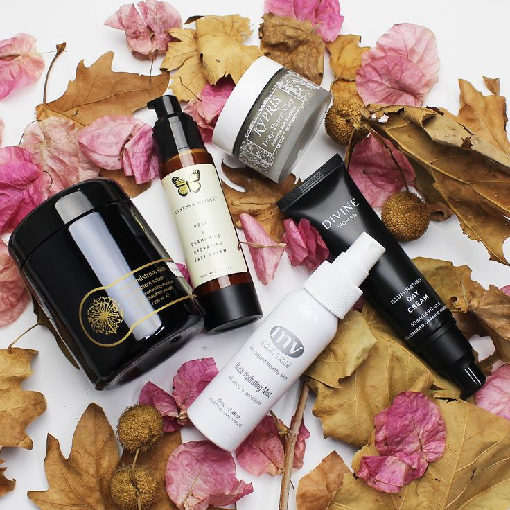 Do you like to switch your skincare with the season? These products are ideal for the cooler weather