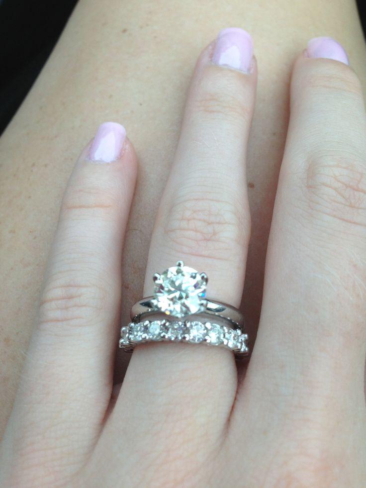 Harry winston gold engagement rings