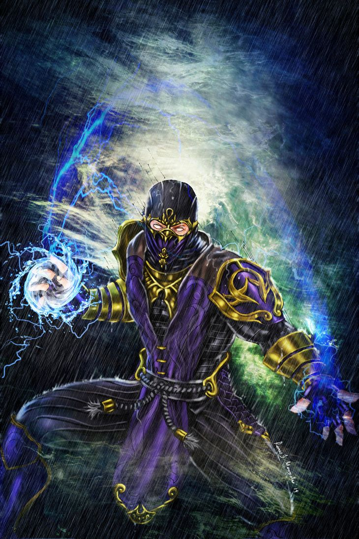 Mortal Kombat Rain Wallpaper together with mortal kombat rain art ...