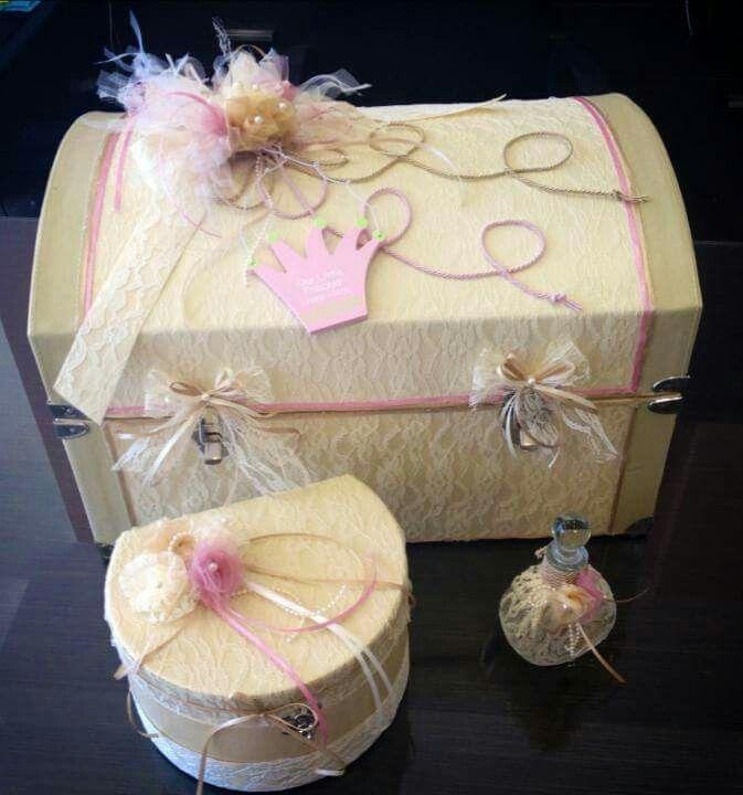 Κουτι βαφτιστικα -Μαχαιρας