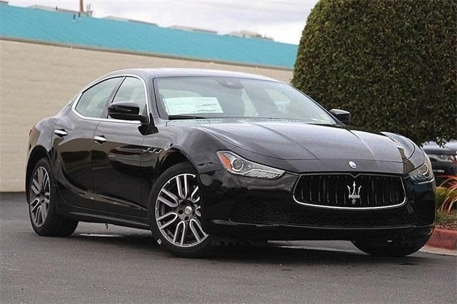 New 2017 Maserati Ghibli S for sale at Maserati of Monterey Pebble Beach Alfa Romeo in Seaside, CA for $62,000. View now on Cars.com.