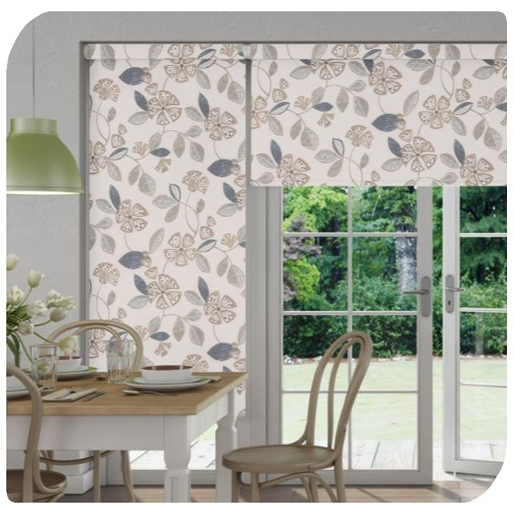 Flair Natural Roller Blind