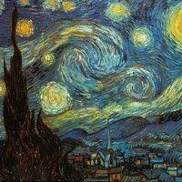 De Sterrennacht - Vincen van Gogh