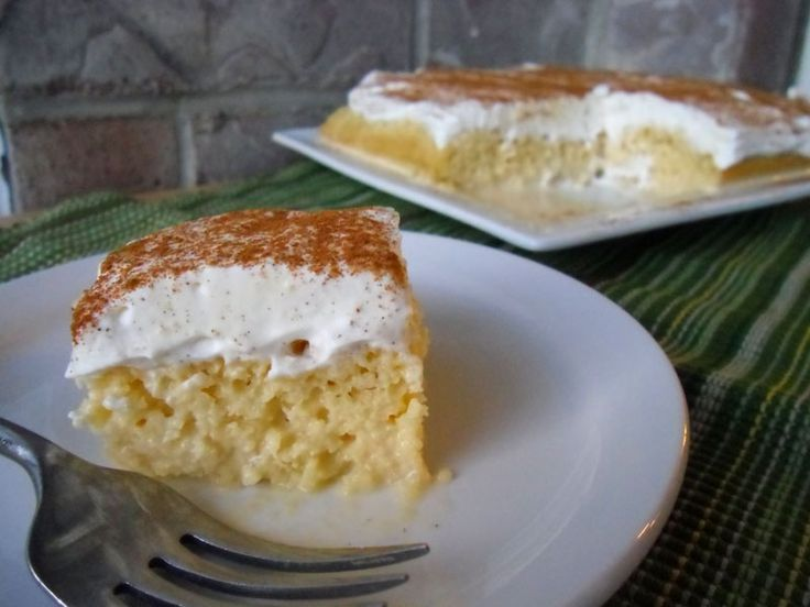 Authentic Pastel de Tres Leches (Tres Leches Cake): Classic Style | Food Apparel