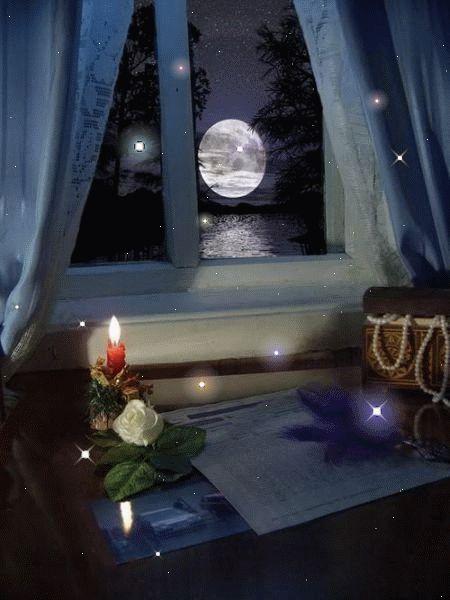 Post #: Linda Noite de Paz & Serenidade....Que seus sonhos te envolvam e te levem com a brisa suave ao encontro do que te deixa bem e feliz!
