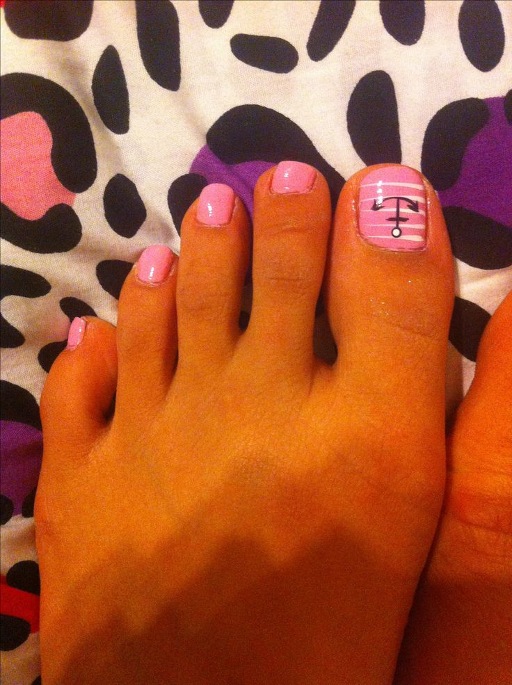 Toe Nails Ideas