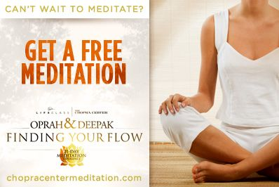 Invite more ease and wellbeing into your life today. Before we embark on the next all-new journey, click to enjoy this free sample meditation
