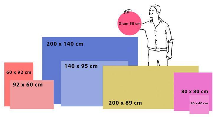Tableaux déco : du petit tableau au très grand format.