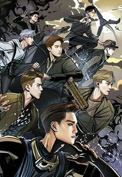 korean version | the war: the power of music | exo