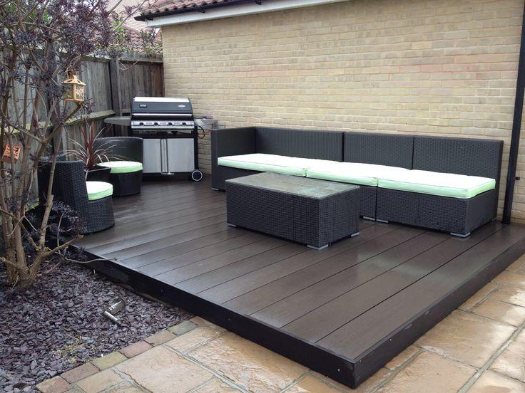 282 best wpc decking composite deck images on pinterest for Compare composite decking brands