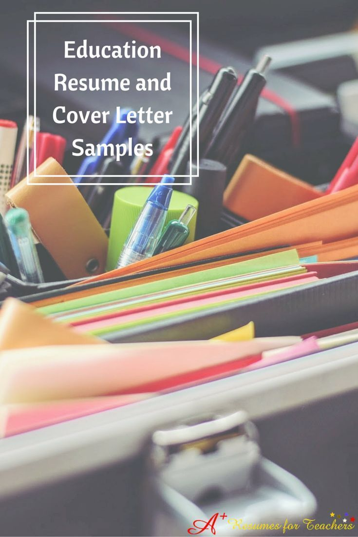 1000  ideas about cover letter teacher on pinterest