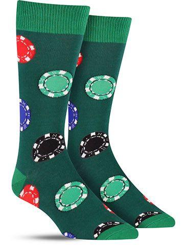 Ante Up Socks Mens