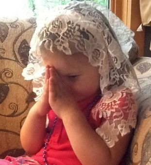 Lifting the Veil… » Catholic Sistas.  Why veil? ...well, why not? BirgitJ expounds on a beautiful tradition: humility before the Lord is strength. Birgit also offers her own veil tutorial. So rock that veil, ladies!