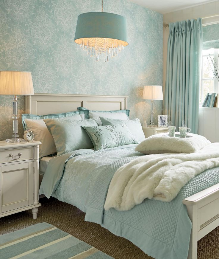 62 Best Interiors Duck Egg Damask Images On Pinterest Laura Ashley Damascus And Damasks