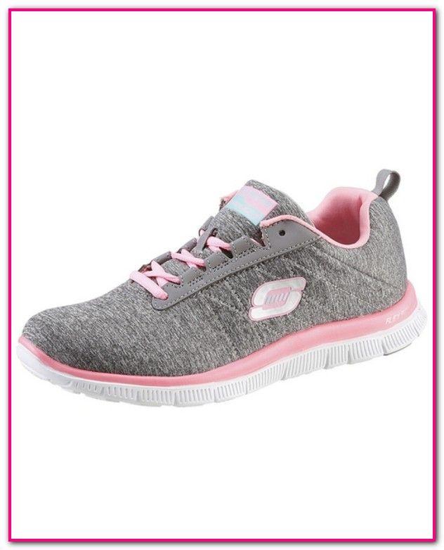 02b9536b49834e Skechers Slipper Damen Grau-Skechers Schuhe für Herren