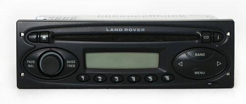 2002-2004 Land Rover Freelander Discovery AMFM Radio CD Player Part XQE000170PMA