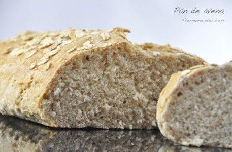Pan de avena con mucha fibra, para los amantes de los panes caseros