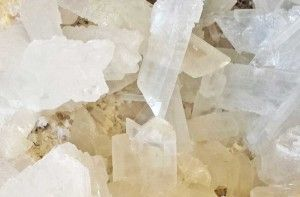 Properties of Selenite Crystals… Crystallized Light!