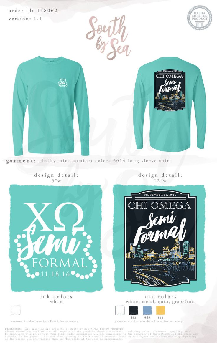 T shirt design quad cities - Chi Omega Chi O Formal Design City Design Pearl Theme Semi