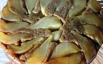 Pear and Ginger Teacake Recipe