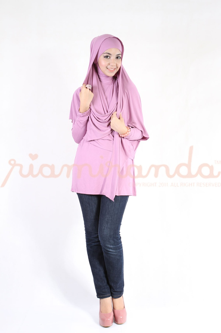 Drape Hoodie Blouse: Another Hoodie series, simple and beauty with Drape Hoodie Blouse