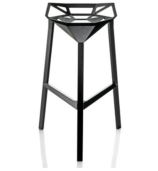 Above: Name Of Object: Coal Shovel Stool Designer: Thos. Moser Producer: Amazing Pictures