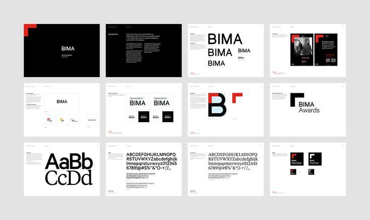 British Interactive Media Association on Behance