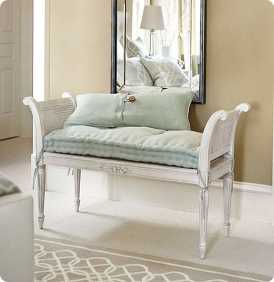 Turn Old Chairs into a French-Style Bench
