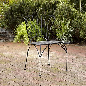 World Market Cadiz Stacking Chair   Possible Additional Seating? Cheap  Outdoor ChairsPatio ChairsOutdoor ...