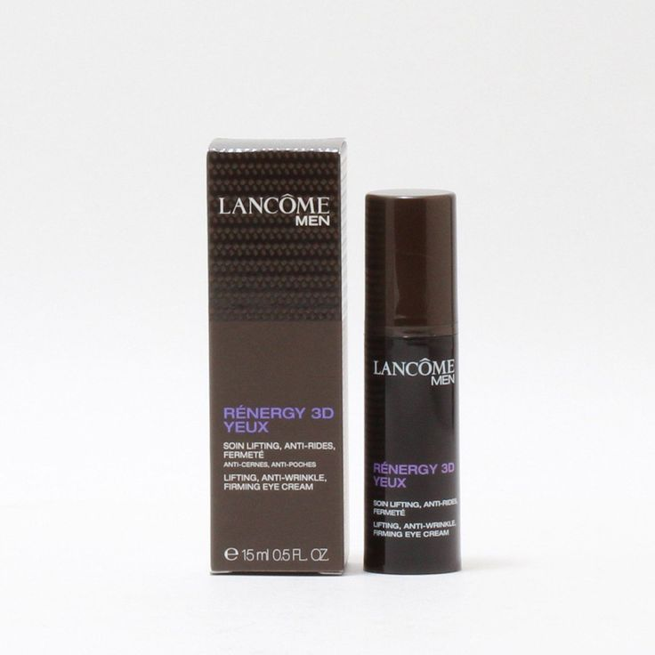 Lancome Renergy 3D Lifting, Anti-Wrinkle Firm Eye Cream For Men