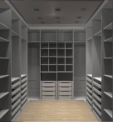 Image result for projetos de closet pequeno
