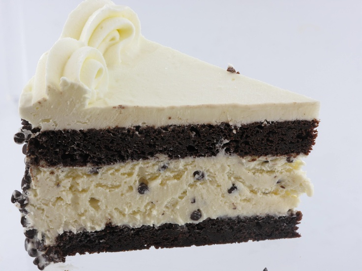 how to make a mint chocolate chip ice cream cake