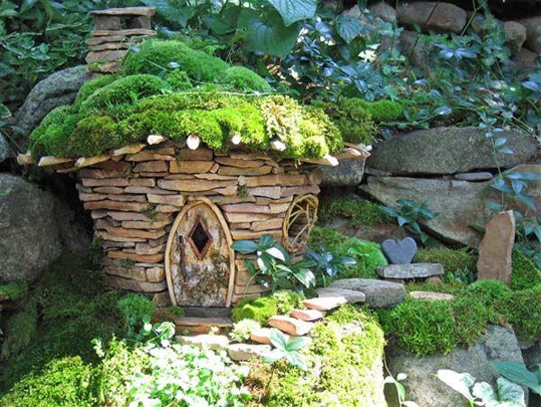 17 Cutest Miniature Stone Houses To Beautify Garden This Summer ähnliche tolle Projekte und Ideen wie im Bild vorgestellt findest du auch in unserem Magazin . Wir freuen uns auf deinen Besuch. Liebe Grüß