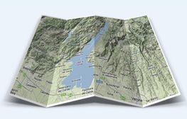 Klicken Sie hier um zu unserer großen Gardasee Karte zu gelangen