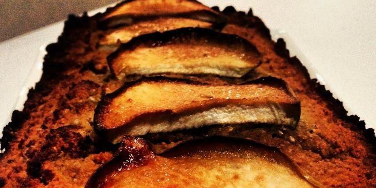 Apple and Zucchini Loaf (sugar-free, dairy-free, gluten-free, nut-free, grain-free)
