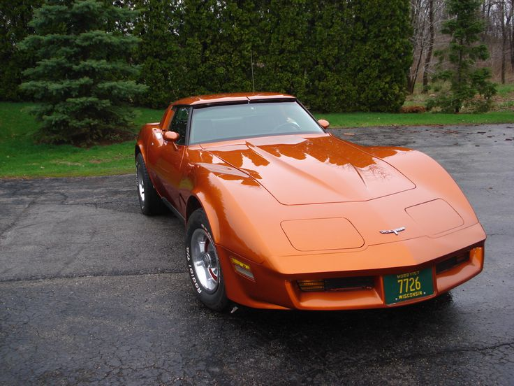 1980 Corvette, 4 years to rebuild, the most fun an old gear head can have.