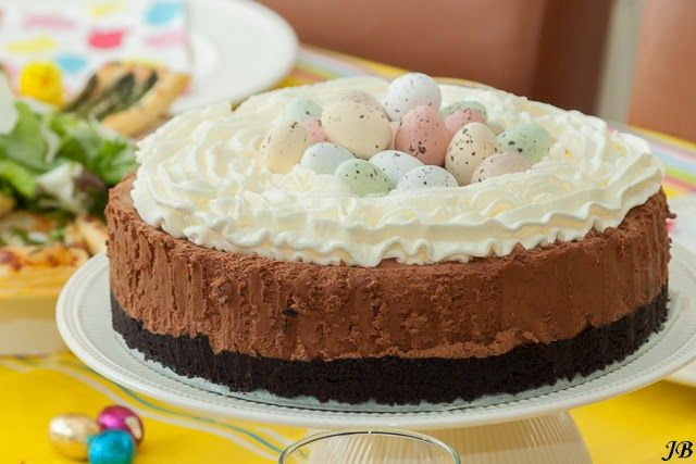 Carolines blog: Fluweelzachte chocoladetaart