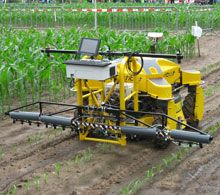 Automated weeding could eventually reduce the use of herbicides. Scientists in Denmark are developing an agricultural robot for identifying and eliminating weeds.