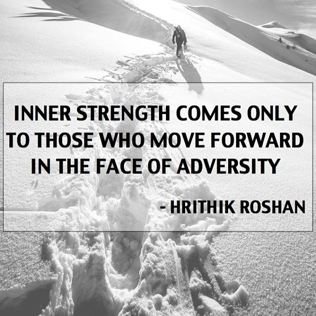 Persistence Motivational Quotes: 11 Best HRX Images On Pinterest