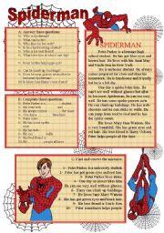 8 best images about spiderman superhero worksheets on pinterest. Black Bedroom Furniture Sets. Home Design Ideas
